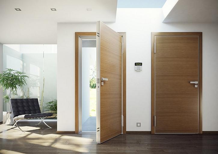 Jaký materiál zvolit pro bezpečnostní dveře do bytu?