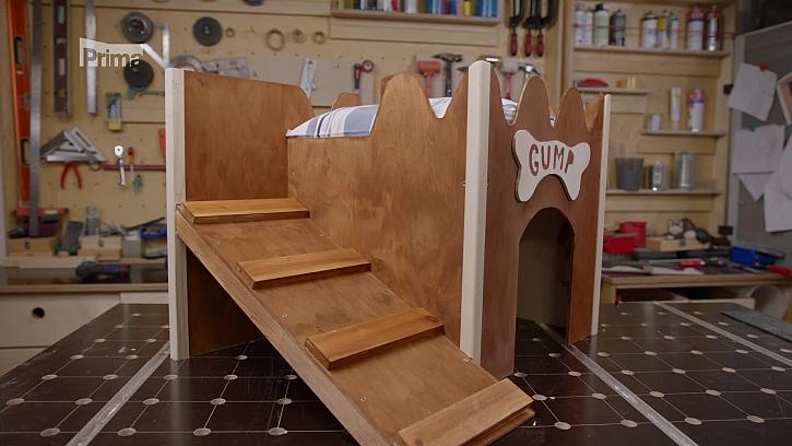 Jak vyrobit boudoplech pro psa? (Zdroj: Boudopelech)