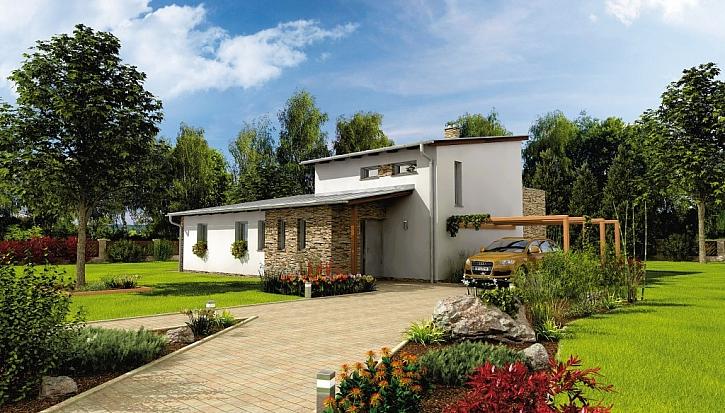 Vyberte si rodinný dům z POROTHERMU