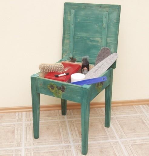 Štokrdle - stolička našich babiček