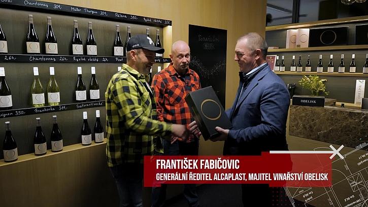 Karel chce vinařství na Moravě