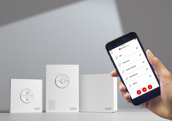 Chytré řešení pro domácnost na For Arch od společnosti VELUX