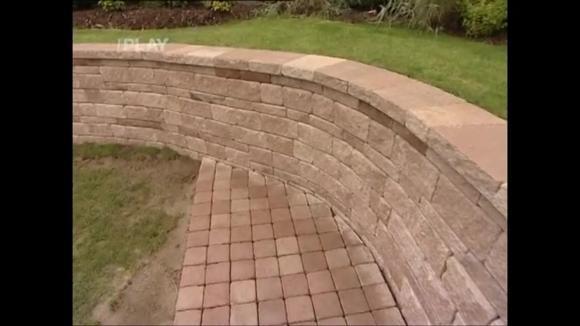 Zdění nasucho z betonových tvárnic