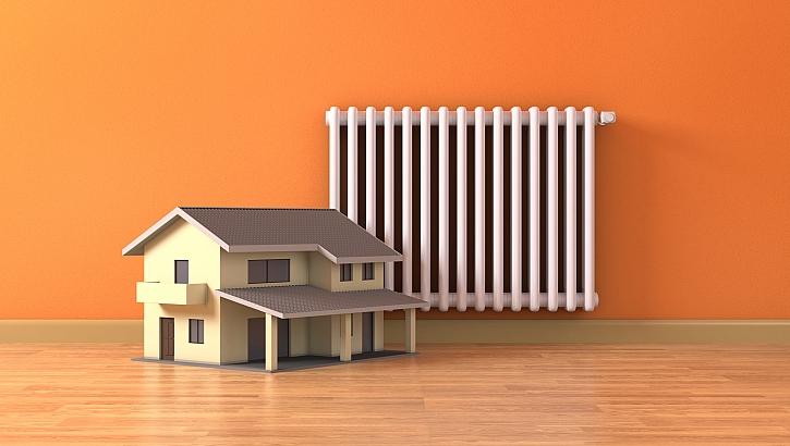 Vyberte si vhodné vytápění, které bude ideální pro váš dům či byt (Zdroj: Depositphotos)
