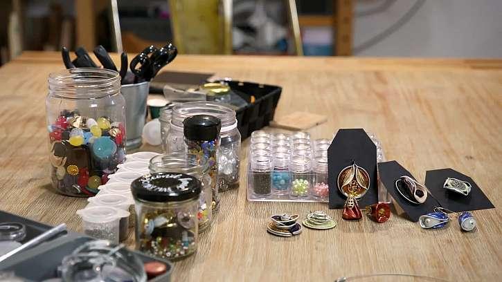 Potřeby pro zdobení šperků