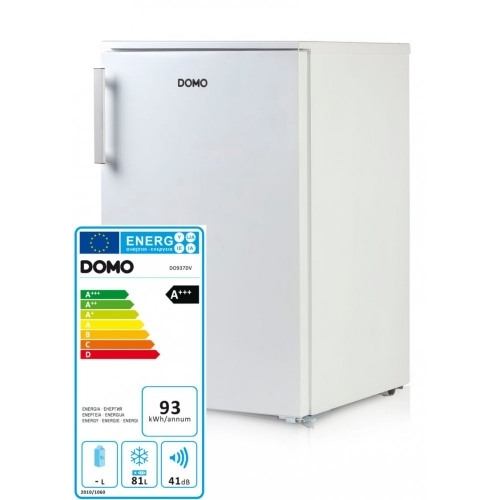 Šuplíkový mrazák A+++ DOMO DO937DV