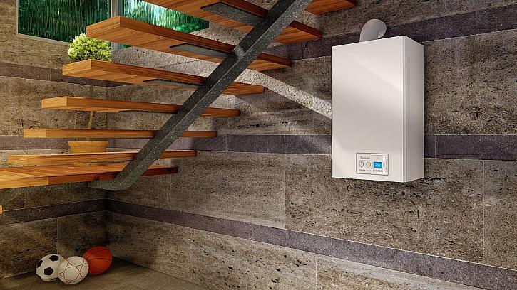 Plynový kondenzační kotel: moderní a vysoce ekonomický zdroj tepla nejen pro rodinný dům (Zdroj: Prima DOMA)