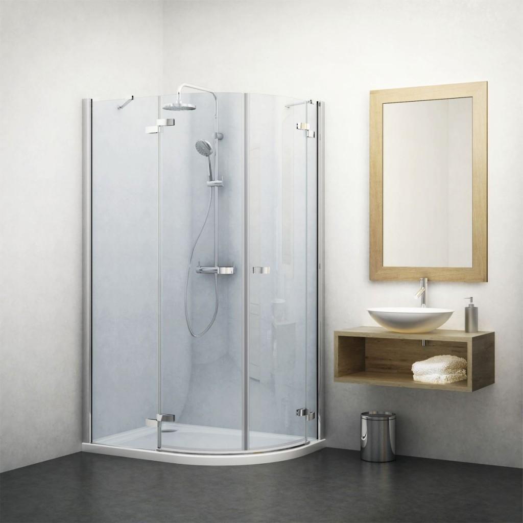 Jak zabudovat sprchový kout