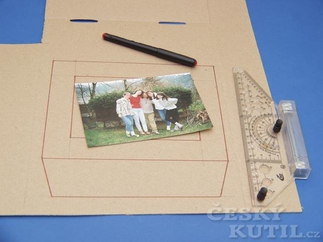 Rámeček na fotografii