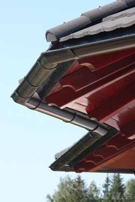 Střechy nejen pro horské chalupy