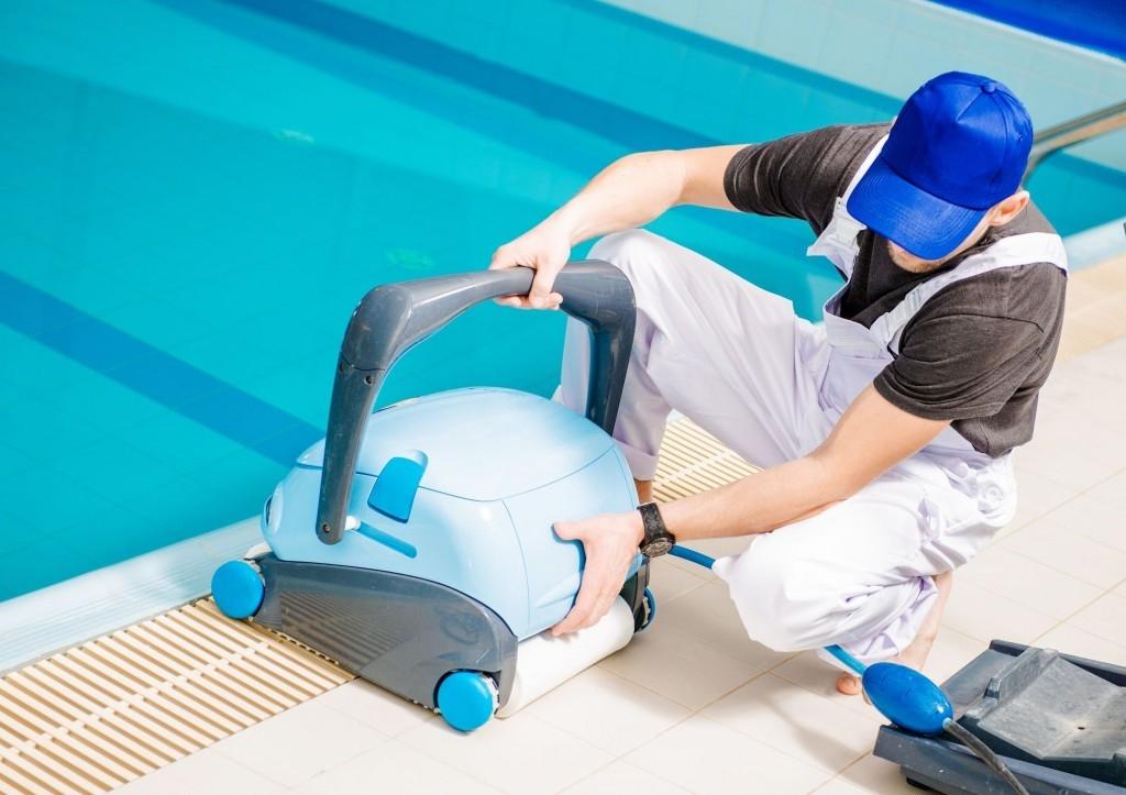 Jak vybírat bazénové vysavače