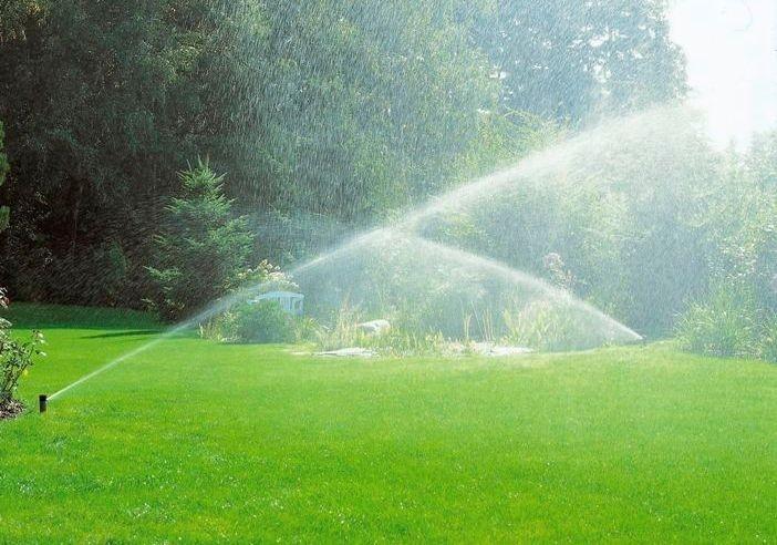 Nesekejte při teplotních rekordech, trávníku prospěje v hicu chladná sprcha