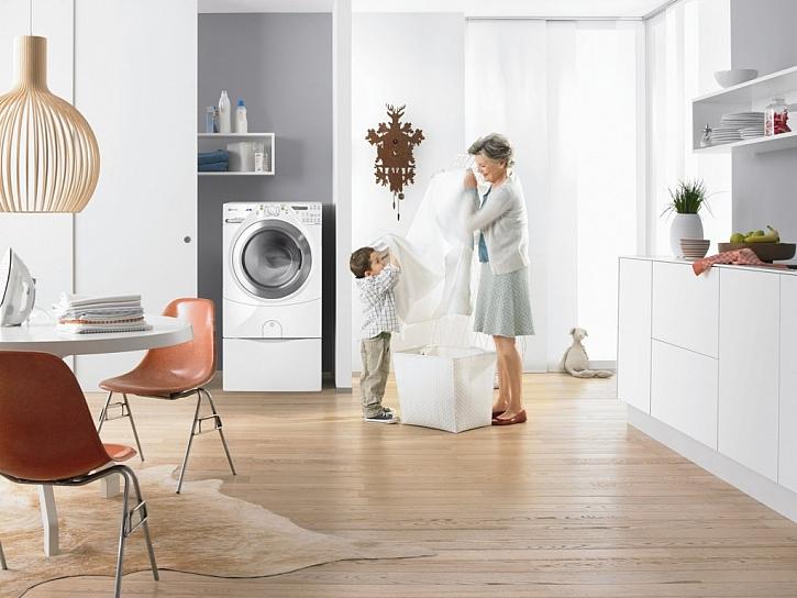 Bezkonkurenčně nejefektivnější praní s EcoStyle