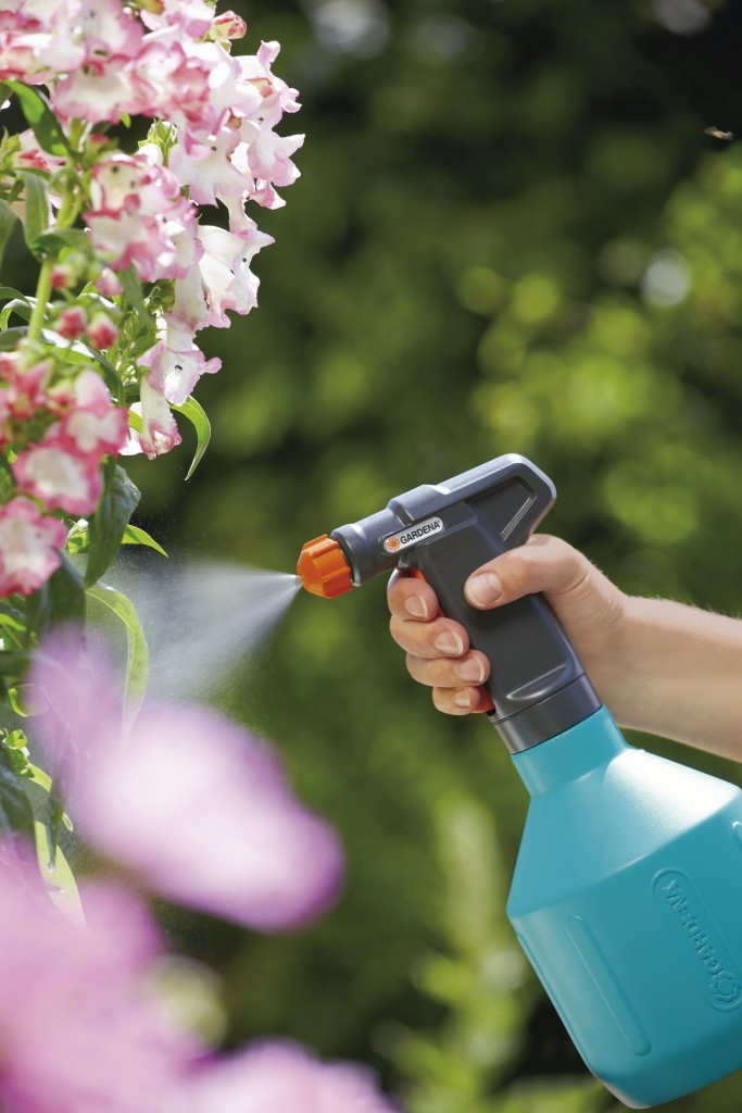 Ochraňte svoji zahradu s postřikovači Gardena