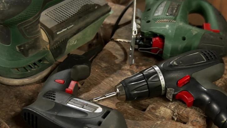 Elektrické hobby nářadí