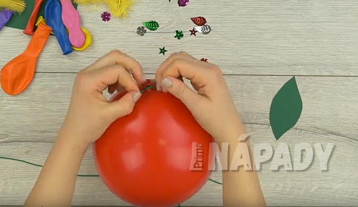 Nafoukněte balonky