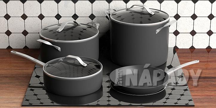 Titanové nádobí