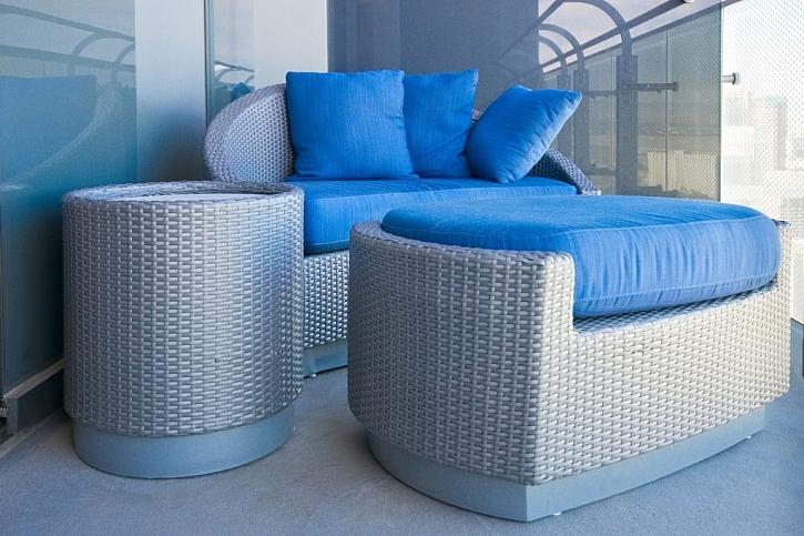Polyratanový nábytek je novinkou na trhu