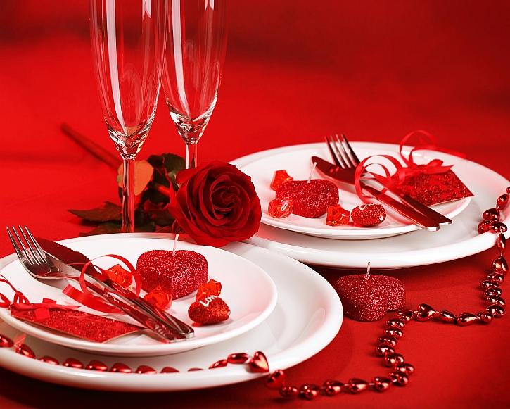 Oslavte svátek svatého Valentýna