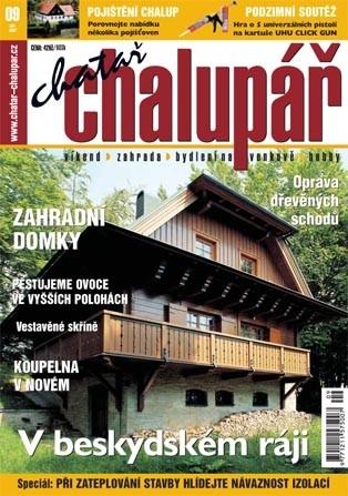 Chatař chalupář 9-2007