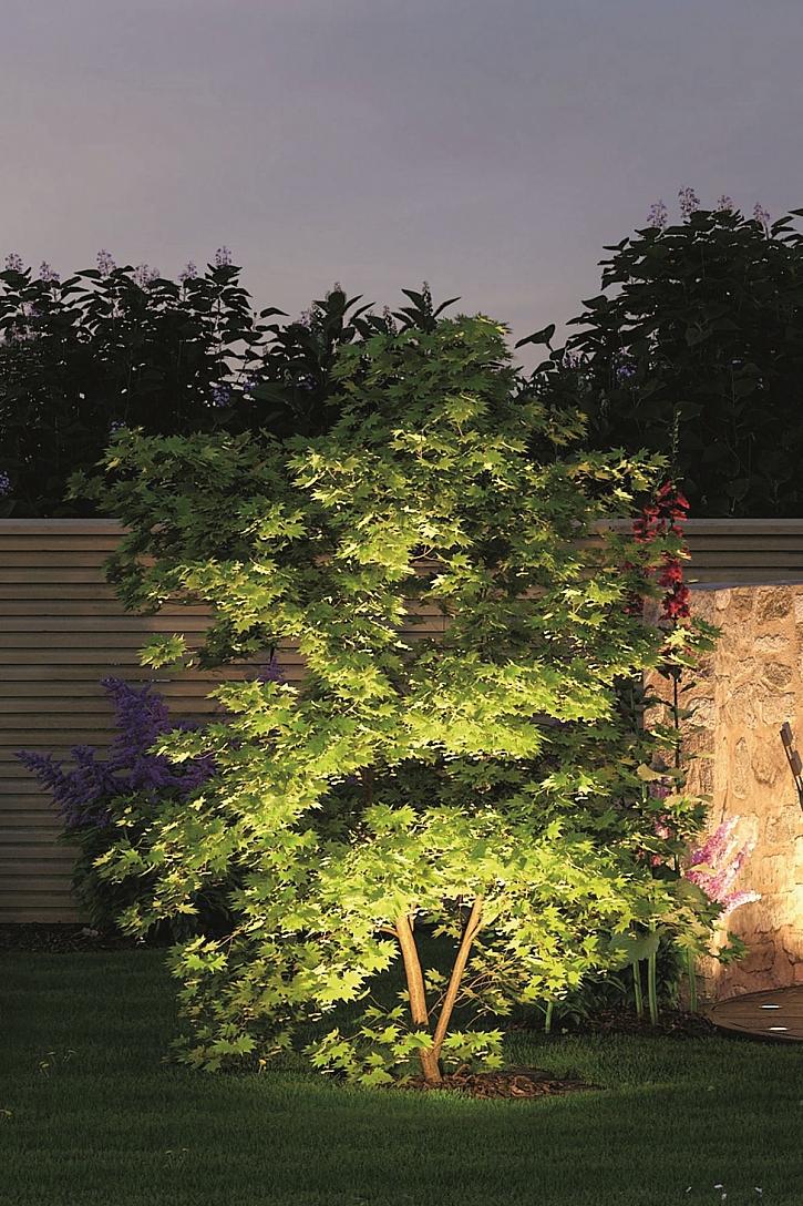 zapichovací zahradní osvětlení