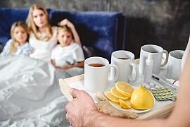 Jak se vyhnout podzimním chřipkám?