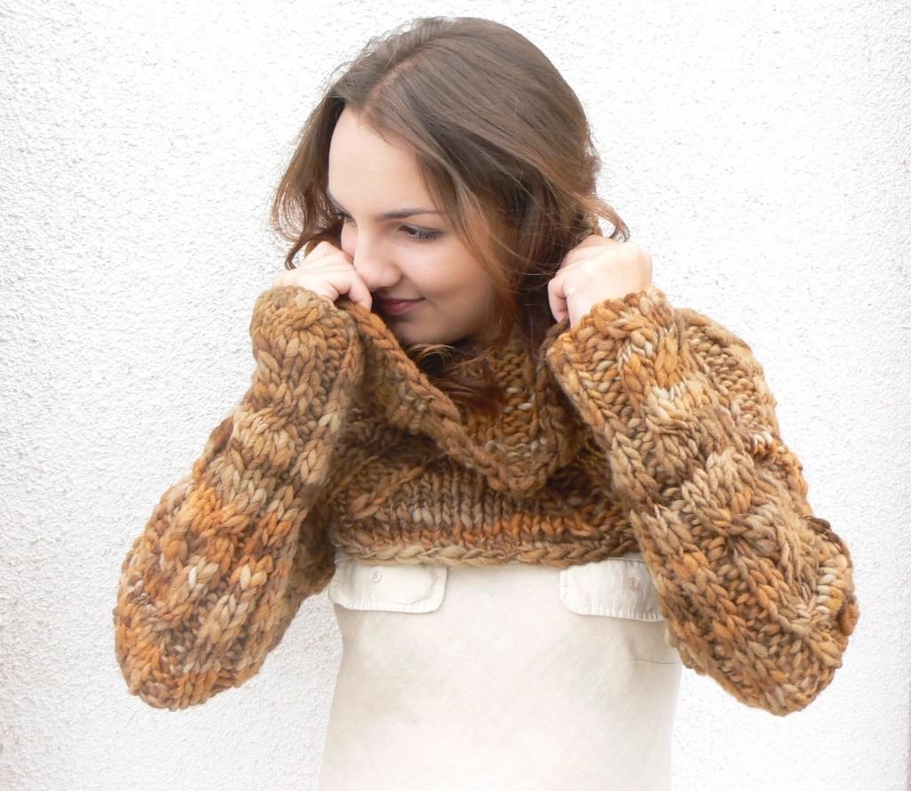 Teple se oblékněte, venku je zima