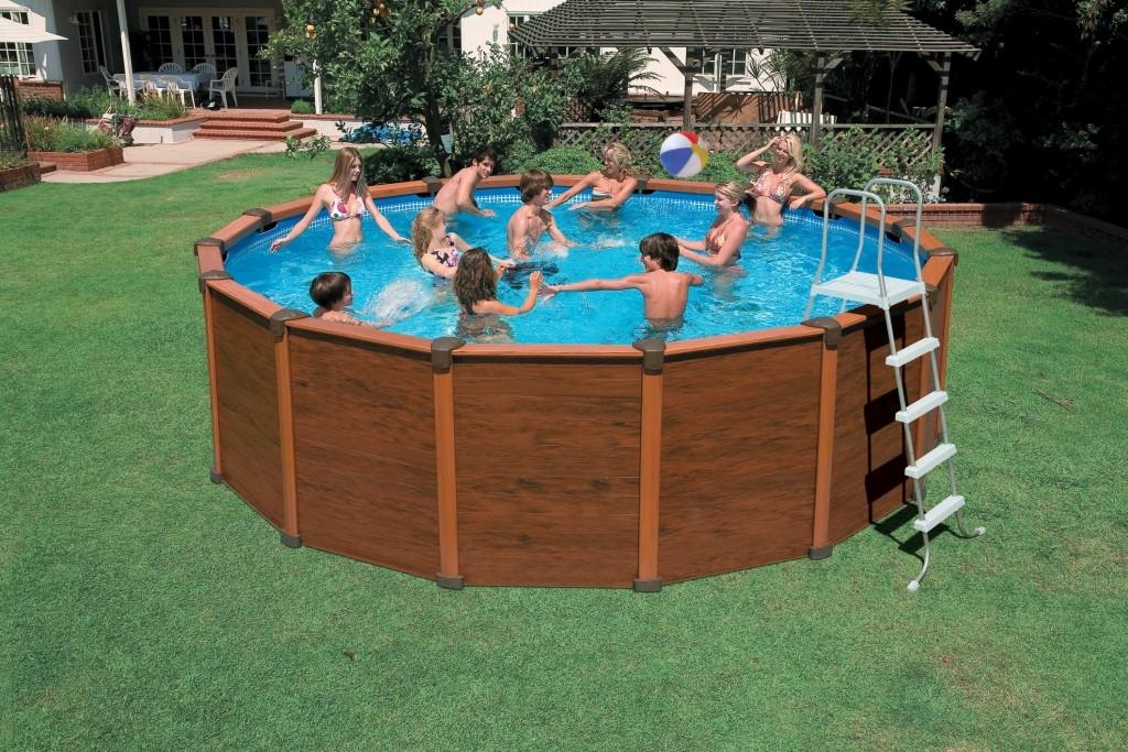Bazén se bez chemie neobejde