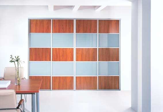 Moderní skříň do pracovny