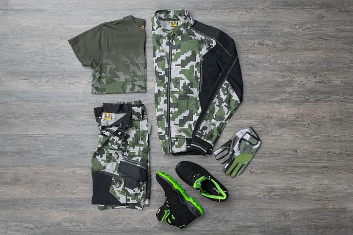 tradiční pracovní oděvy