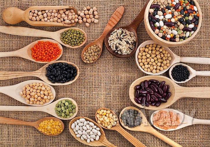 Na luštěniny bychom neměli zapomínat na zahradě, ani v kuchyni (Zdroj: Depositphotos.com)