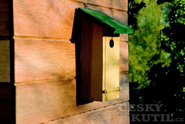 Aby dřevo dýchalo, nechte mu otevřené póry
