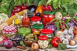 Uchování potravin s důrazem na zavařování, sušení a vakuování