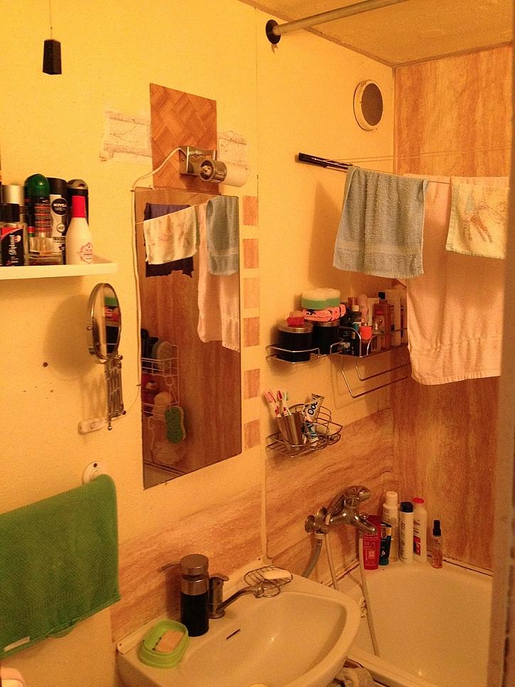 Hororová umakartová koupelna