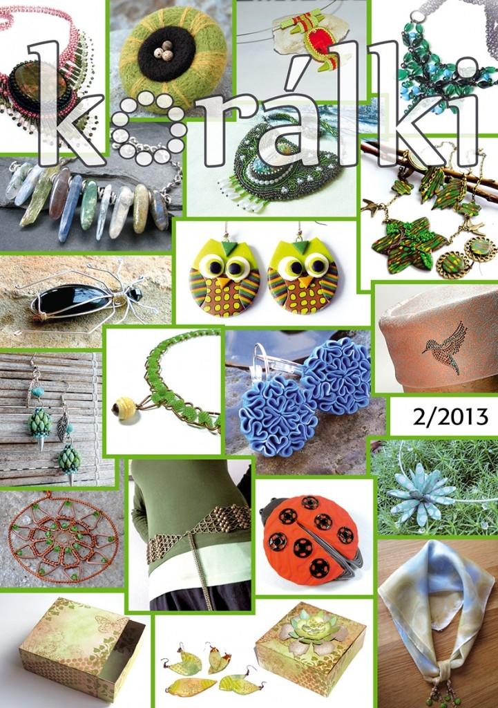 Obsah časopisu Korálki 2/2013 – Jarní les