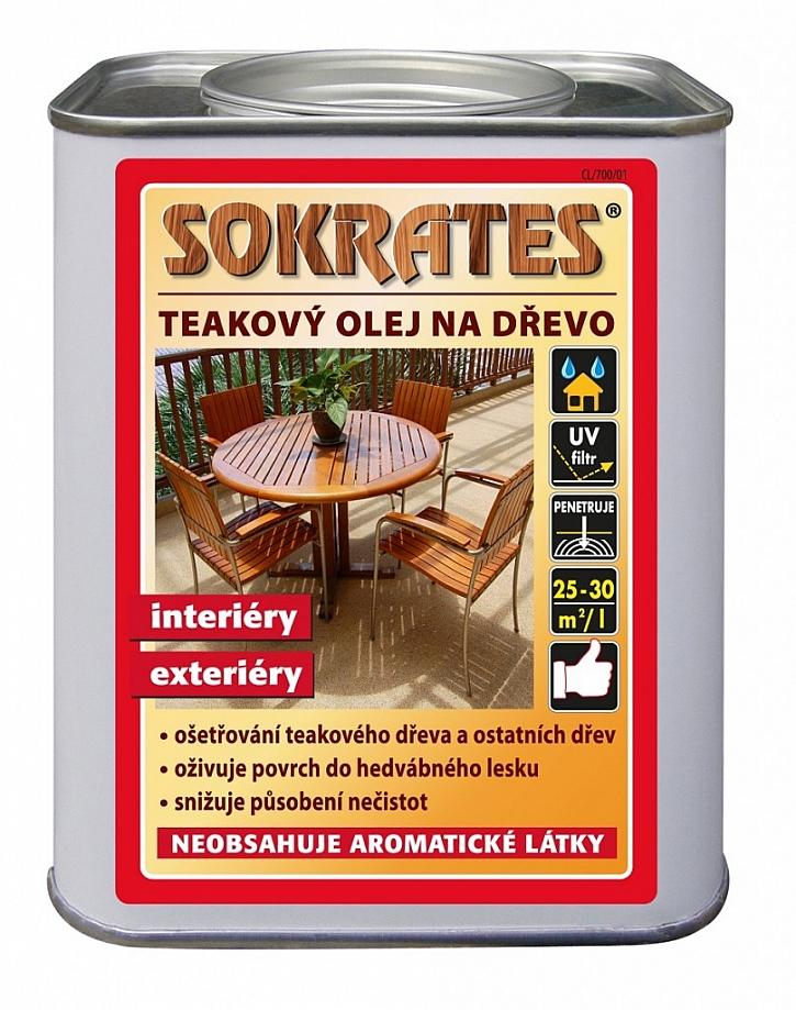 Zvolte kvalitní nátěrové hmoty SOKRATES