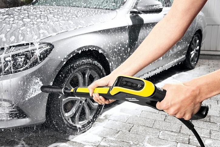 Mýtus č. 6 - Při mytí auta postupujeme shora dolů