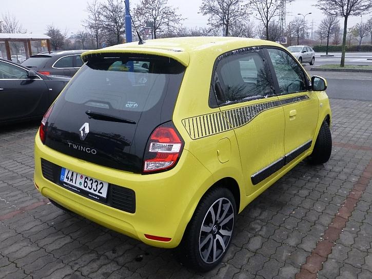 Twingo - malý velký vůz