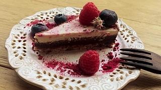 Raw dort je vyroben pouze z přírodních a čerstvých surovin (Zdroj: Prima DOMA)