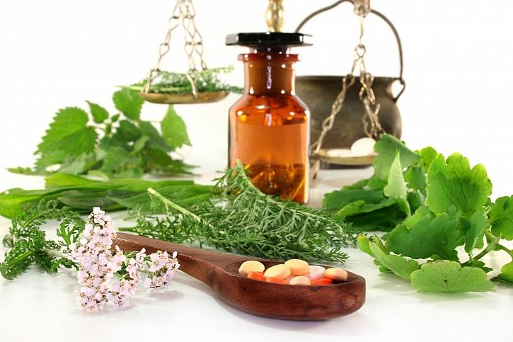 Léčivé byliny se budou hodit při přípravě zimních čajů a medicín proti nachlazení (Zdroj: Depositphotos)