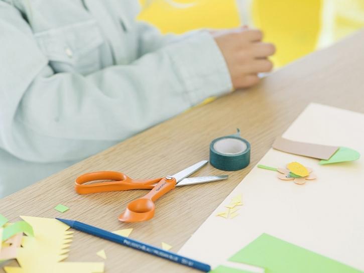 Zpříjemněte svému školákovi návrat do školní lavice novými nůžkami Fiskars