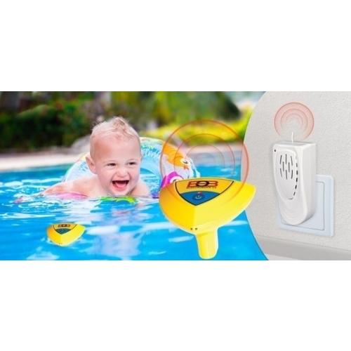 ELEKTROBOCK Bazénový bezdrátový alarm