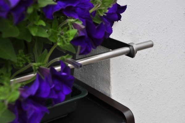 Zábrany truhlíků – květiny v bezpečí