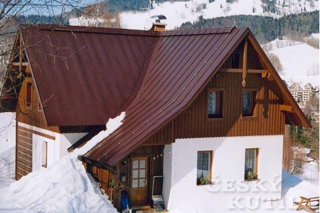 Střecha z plechu a proč ne?