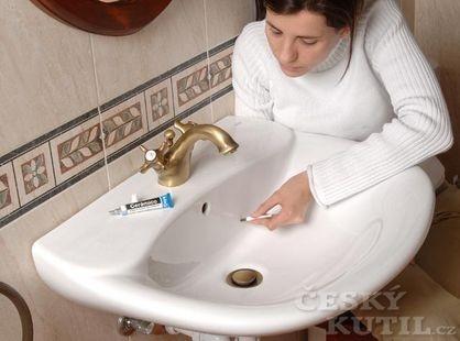 Karambol v koupelně již není tragedie