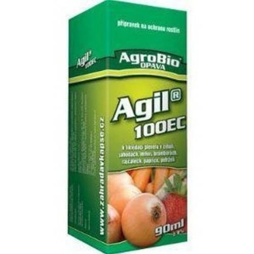 AgroBio AGIL 100 EC 90 ml herbicid k hubení plevelů v zelenině