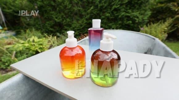 Domácí tekuté mýdlo