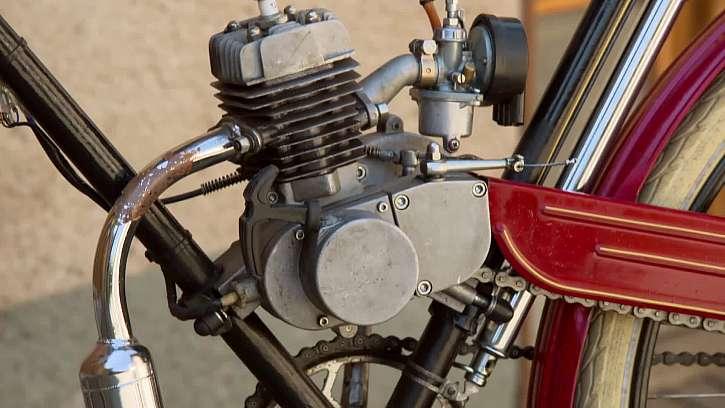 Přidaný motor