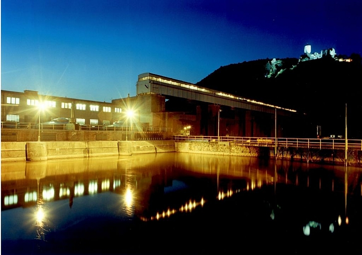Ekologicky čistá elektřina z Ústí