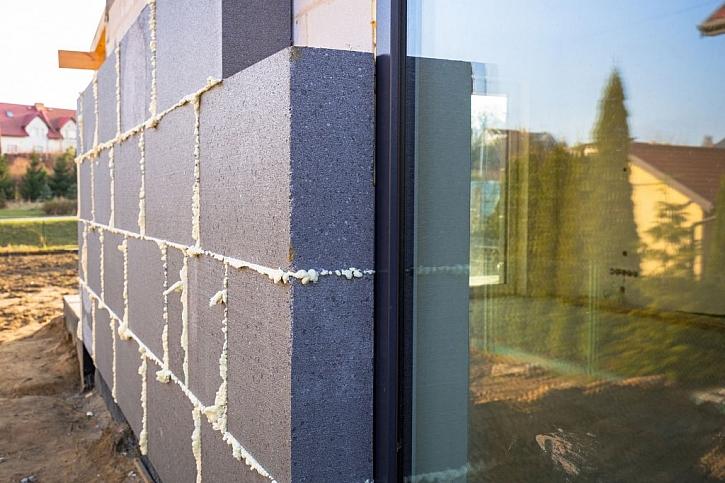 Grafitový polystyren má skvělé izolační vlastnosti